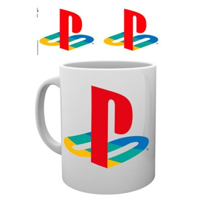 PlayStation Mug Logo