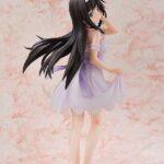 Puella Magi Madoka Magica The Movie Rebellion PVC Statue Homura Akemi Rabbit Ears Ver. 42 cm f