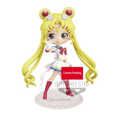 Super Sailor Moon Q Posket Figure