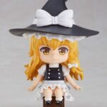 Touhou Project Nendoroid Swacchao! Figure Marisa Kirisame 9 cm b