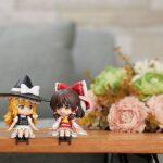 Touhou Project Nendoroid Swacchao! Figure Marisa Kirisame 9 cm g