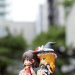 Touhou Project Nendoroid Swacchao! Figure Marisa Kirisame 9 cm h