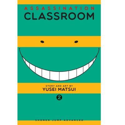 Assassination Classroom Vol 2