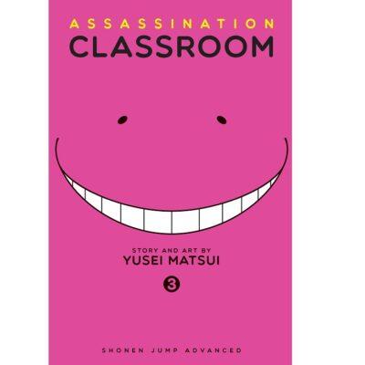 Assassination Classroom Vol 3