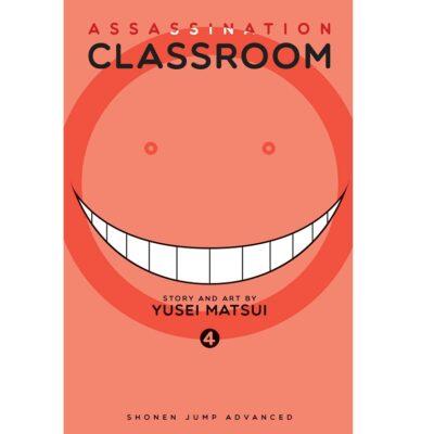 Assassination Classroom Vol 4