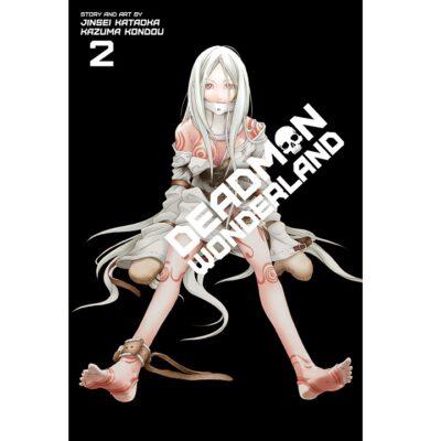 Deadman Wonderland Vol 2