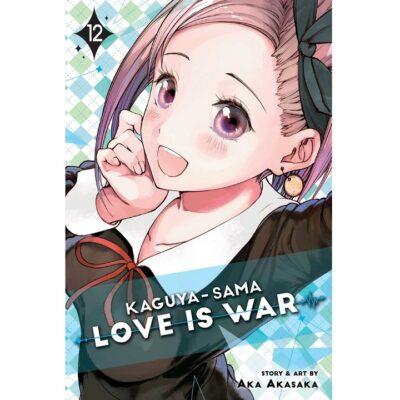 Kaguya-sama Love Is War, Vol. 12