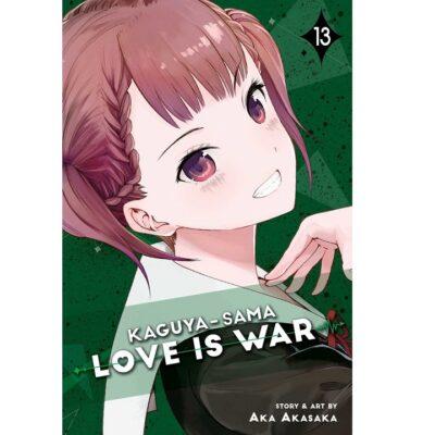 Kaguya-sama Love Is War Vol 13