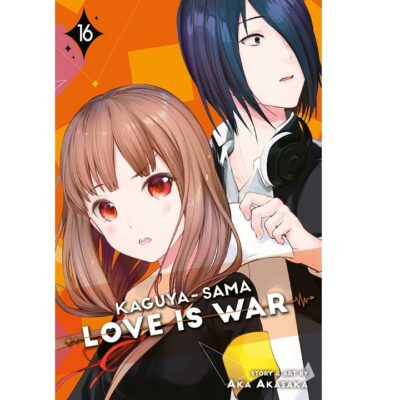 Kaguya-sama Love Is War Vol 16