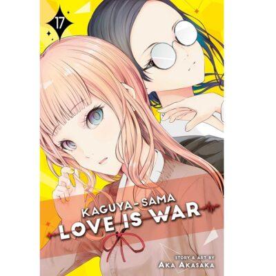 Kaguya-sama Love Is War Vol 17