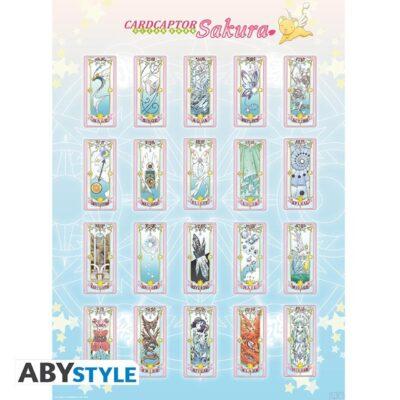 Cardcaptor Sakura Clear Cards Poster