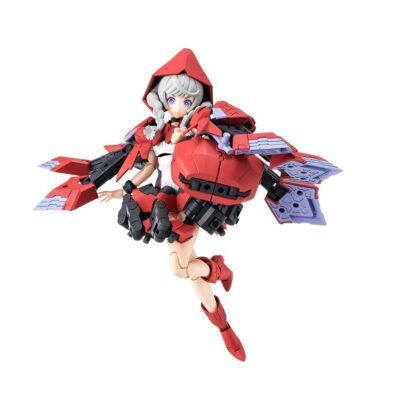 Chaos & Pretty Little Red Plastic Model Kit