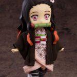 Demon Slayer Kimetsu no Yaiba Nendoroid Doll Action Figure Nezuko Kamado 14 cm b