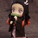 Demon Slayer Kimetsu no Yaiba Nendoroid Doll Action Figure Nezuko Kamado 14 cm d