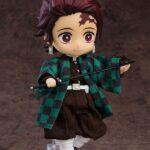 Demon Slayer Kimetsu no Yaiba Nendoroid Doll Action Figure Tanjiro Kamado 14 cm d
