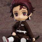 Demon Slayer Kimetsu no Yaiba Nendoroid Doll Action Figure Tanjiro Kamado 14 cm e