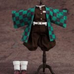 Demon Slayer Kimetsu no Yaiba Nendoroid Doll Action Figure Tanjiro Kamado 14 cm f