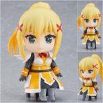 KonoSuba Legend of Crimson Nendoroid Swacchao! Figure Darkness 9 cm