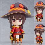 KonoSuba Legend of Crimson Nendoroid Swacchao! Figure Megumin 9 cm