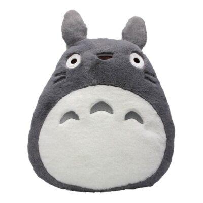 Nakayoshi Cushion Grey Totoro