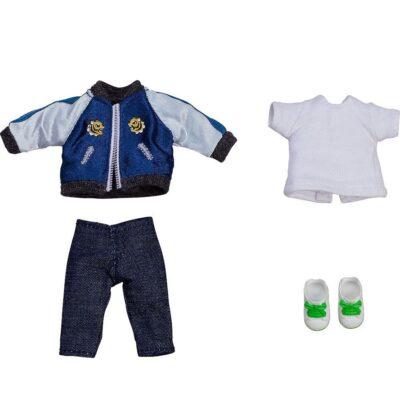 Nendoroid Doll Outfit Set Souvenir Jacket - Blue