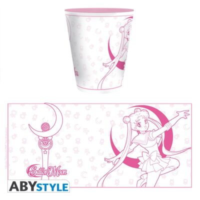 Sailor Moon Mug Moon Stick 250 ml