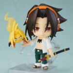 Shaman King Nendoroid PVC Action Figure Yoh Asakura 10 cm b