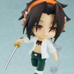 Shaman King Nendoroid PVC Action Figure Yoh Asakura 10 cm d