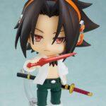 Shaman King Nendoroid PVC Action Figure Yoh Asakura 10 cm e