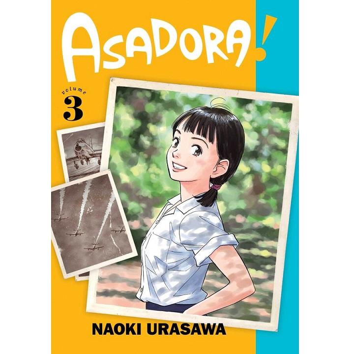 Asadora! Vol 3
