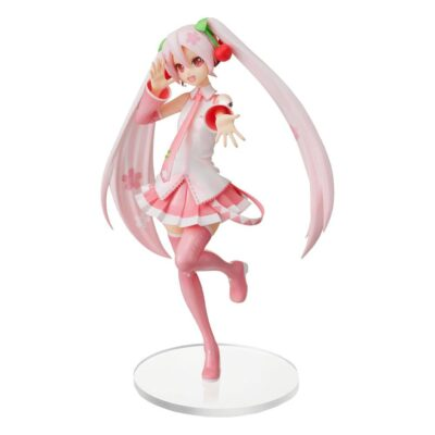 Sakura Miku Ver. 3 SPM Figure