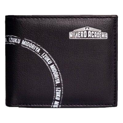 Izuku Midoriya Bifold Wallet