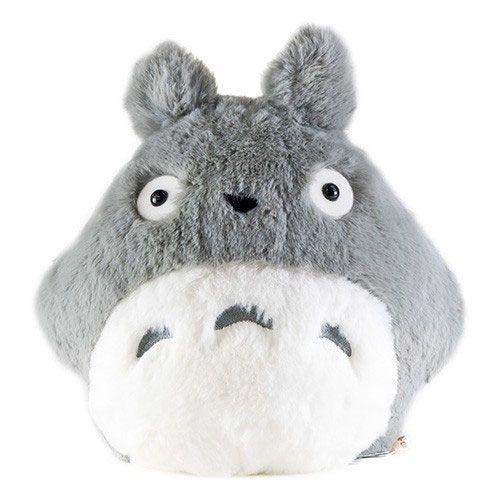 Grey Totoro Nakayoshi Plush