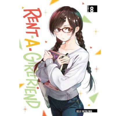 Rent-A-Girlfriend Volume 8