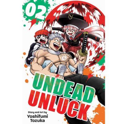 Undead Unluck Vol 2